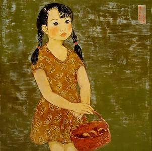 Doan Thuy Hanh - Little Girl