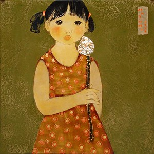 Doan Thuy Hanh - Lotus Flower