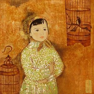 Doan Thuy Hanh - Talking with Bird