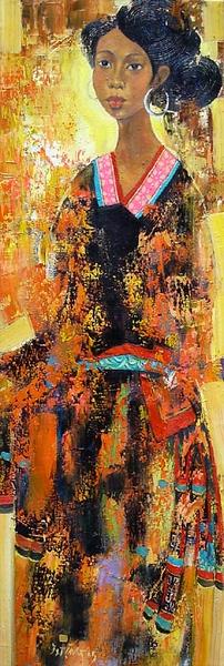 Doan Xuan Tang - H'Mong Girl