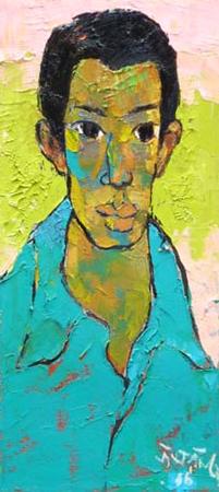 Doan Xuan Tang - Self Portrait