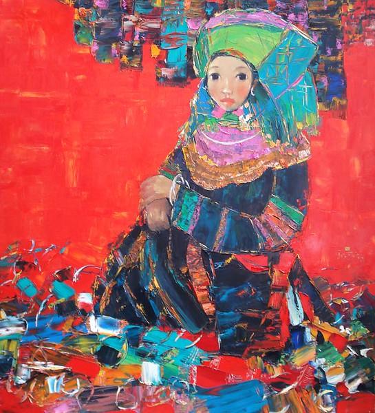 Doan Xuan Tang - Minority Girl