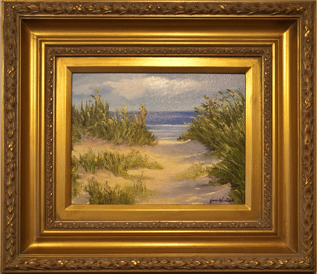 Name: The Soft Winds of Summer<br /> Medium: Oil on Canvas<br /> Size: 12x9<br /> Price: $675<br /> Contact: Jane Woodward<br /> E-Mail:  JaneWoodward@msn.com