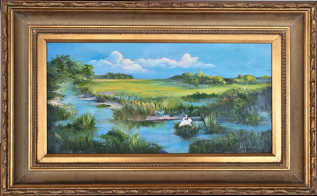 Name: Morning Fishing<br /> Medium: Oil<br /> Size: <br /> Price: $1200<br /> Contact: Jane Woodward<br /> E-Mail: JaneWoodward@msn.com