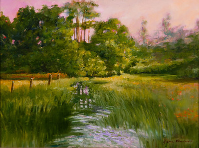 Low Country Creek 12x16 $1300