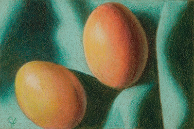 Name: Glorious Eggs Medium: Colored Pencil  Size: 6 X 4 Price: $ Contact: Jolene Stinson Williams  Email: jolenestinson@yahoo.com  Contact Jolene to purchase prints