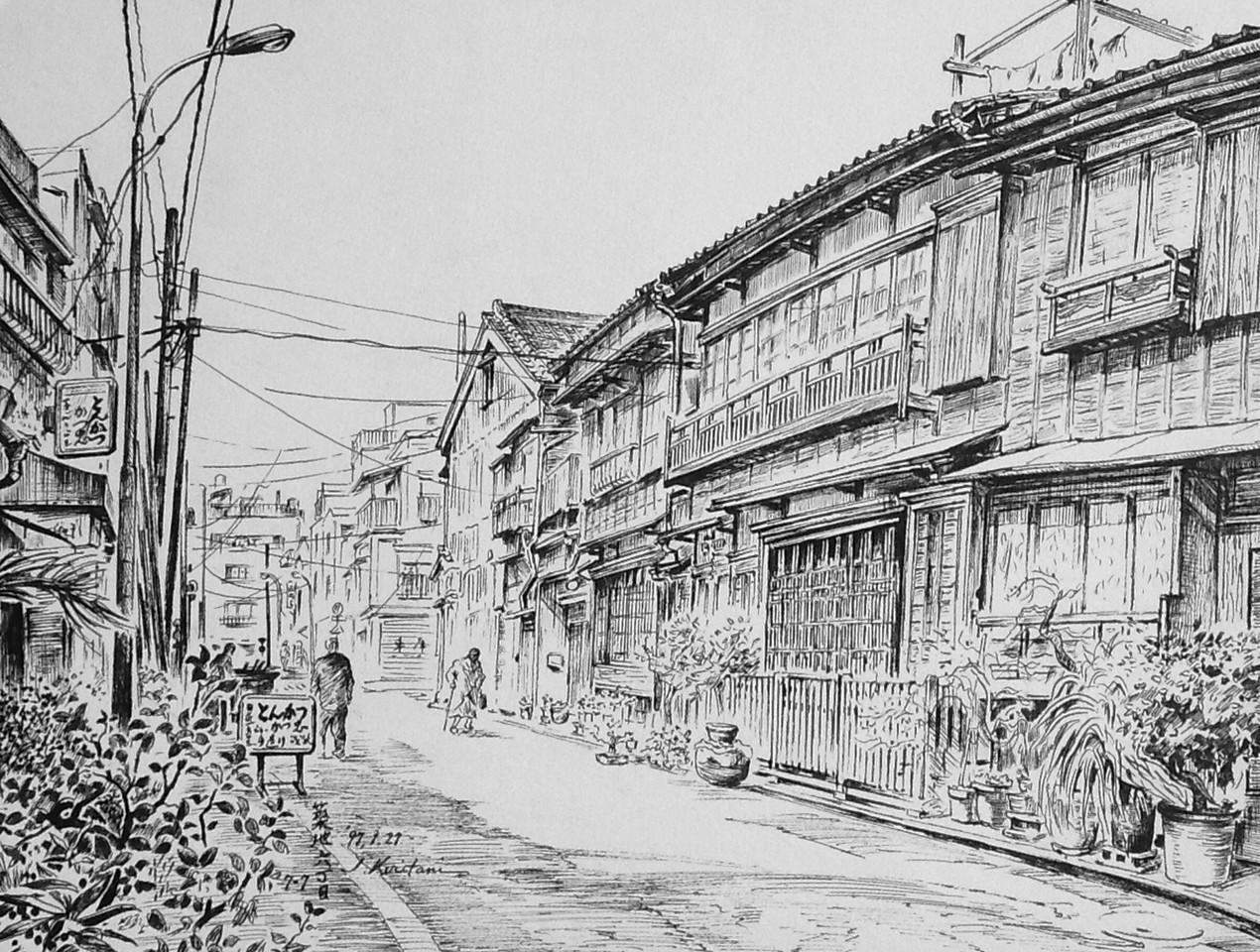 Itsuo Kiritani - Tsukiji 6 Chome