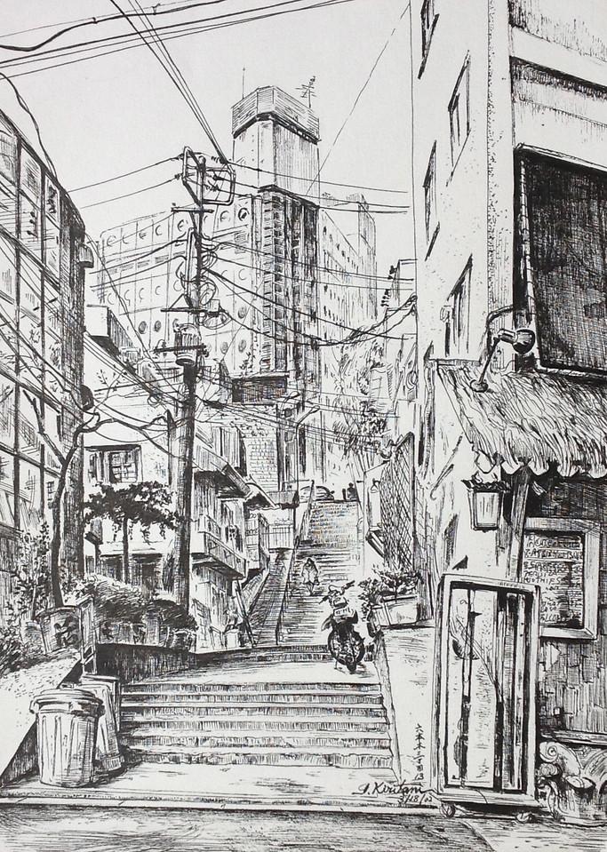 Itsuo Kiritani - Roppongi
