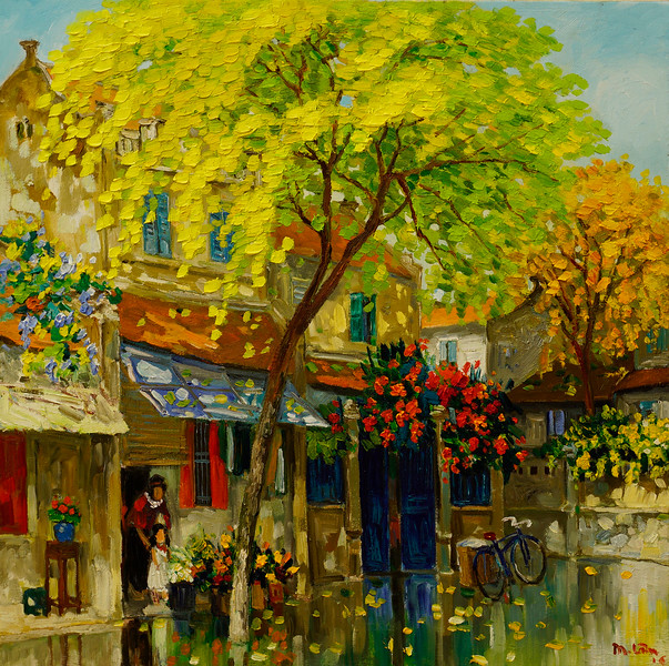 Lam Duc Manh - After Rain