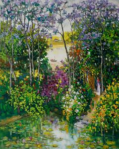 Lam Duc Manh - Sunny in the Garden