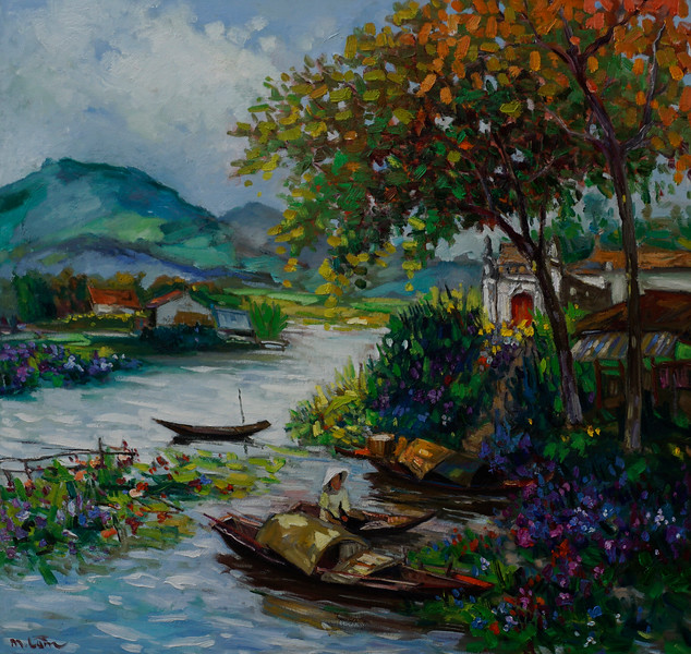 Lam Duc Manh - Huong Pagoda
