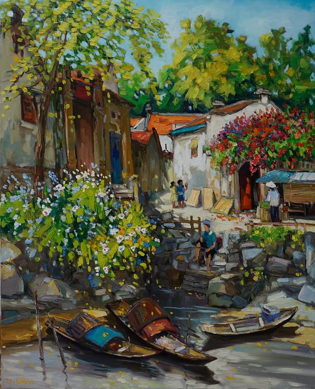 Lam Duc Manh - Small Village
