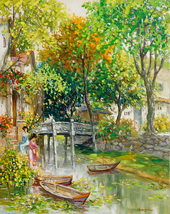 Lam Duc Manh - The Stone Bridge
