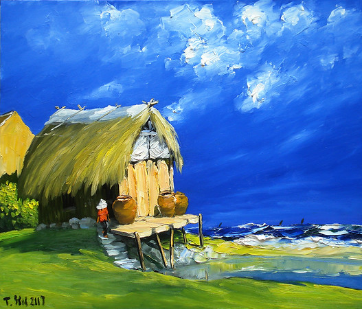 Le Thanh Son - By the Sea