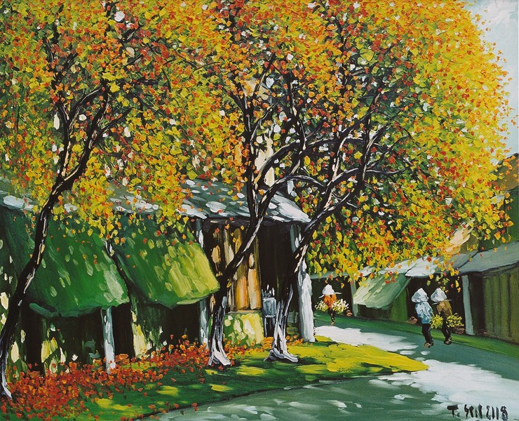 Le Thanh Son - The Flower Street