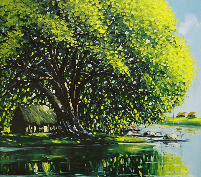 Le Thanh Son - The Banyan Tree