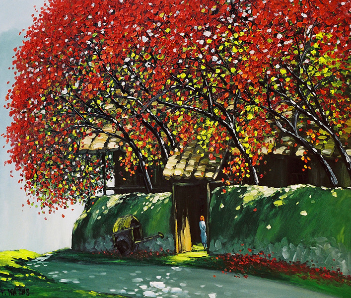 Le Thanh Son - Spring Morning in the Highland