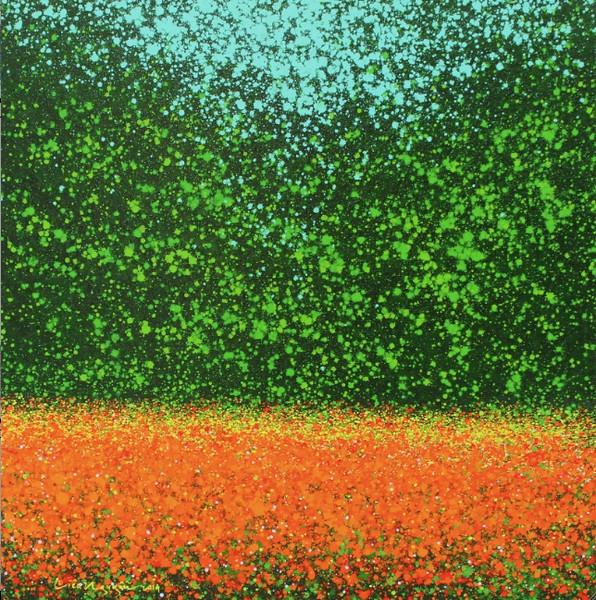 Lieu Nguyen Huong Duong - Flower Field