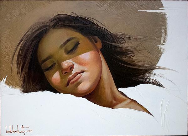 Lim Khim Katy - Resting