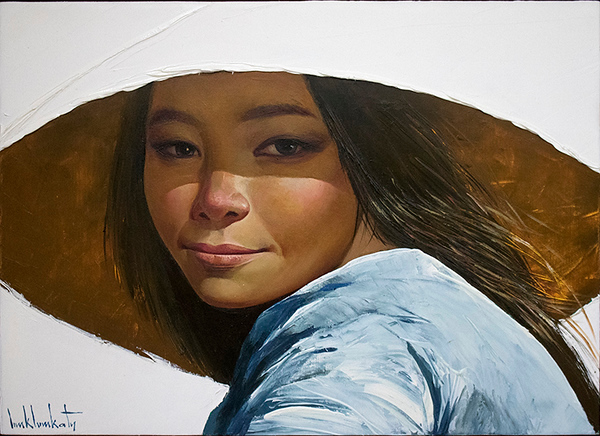 Lim Khim Katy - The Gaze