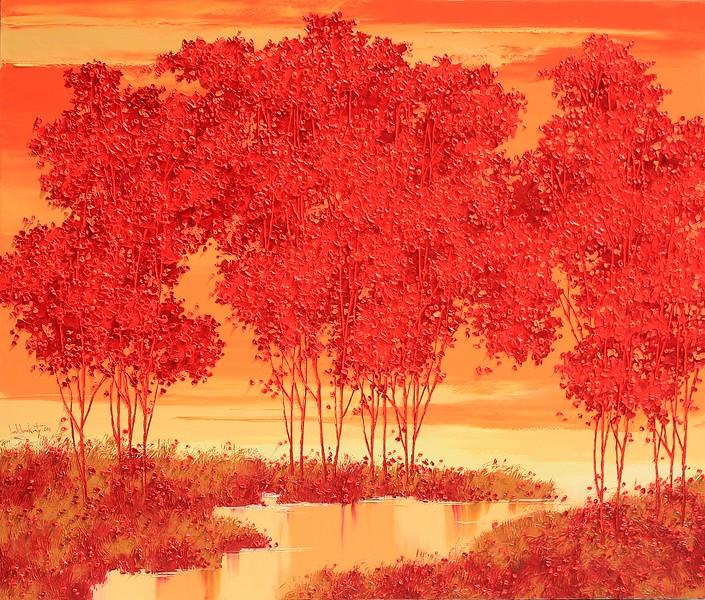 Lim Khim Katy - The Glow of Dawn
