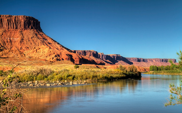 Colorado River near Moab, Utah