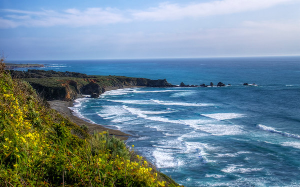 Beautiful California Central Coast
