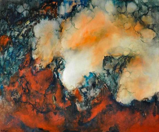 Robert Bouchin (Mihagui) - Magma
