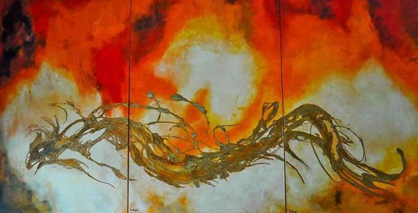 Robert Bouchin (Mihagui) - Peaceful Dragon