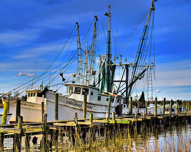 Name: Georgetown Shrimper Medium: Photography Size:  Price: $ Contact: Mike Covington E-Mail: mike@lowcountryphotos.com  For a print of this work, go to www.lowcountryart.org