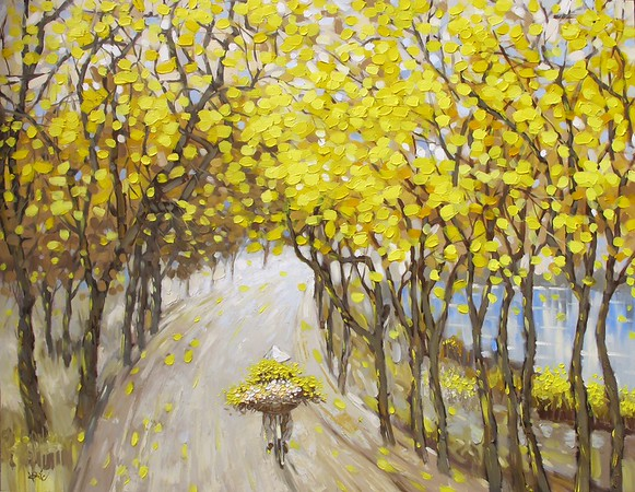 Nguyen Duc - Golden Leaves