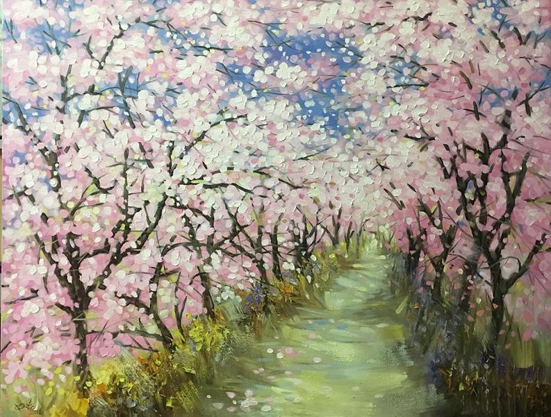 Nguyen Van Duc - Spring Sakura