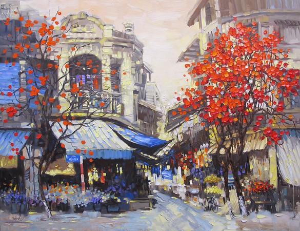 Nguyen Duc - Winter Street