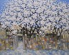 Nguyen Duc - White Plum Blossom