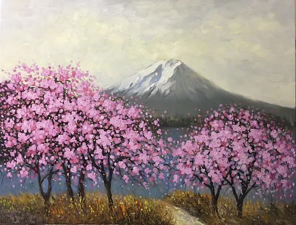 Nguyen Duc - Fuji Spring