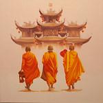 Nguyen Minh Phuoc - Bo Da Pagoda