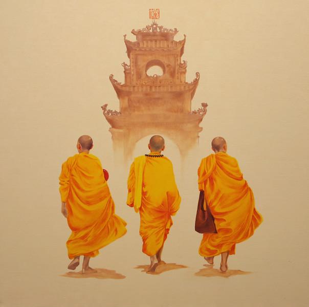 Nguyen Minh Phuoc - Temple Gate
