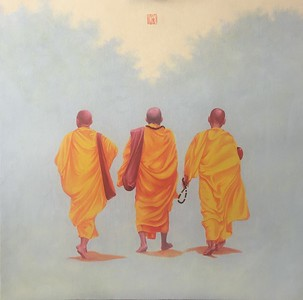 Nguyen Minh Phuoc - Walking in the Woods