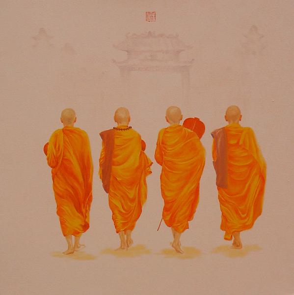 Buddha's World