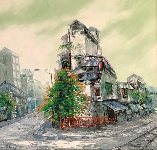 Nguyen Minh Son - Old Street
