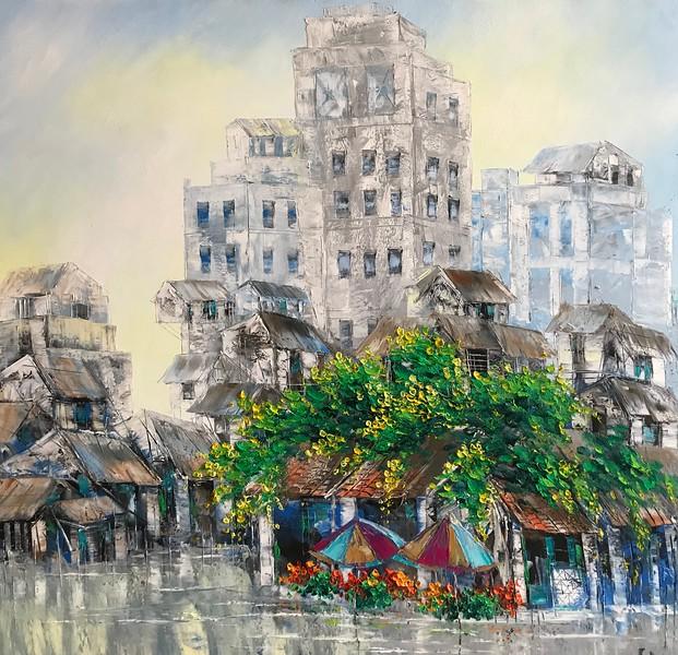 Nguyen Minh Son - Flowers in Bloom