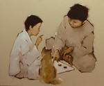Nguyen Thanh Binh - Father and Son