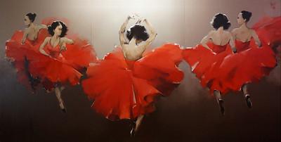 Nguyen Thanh Binh - Flamenco Dancers