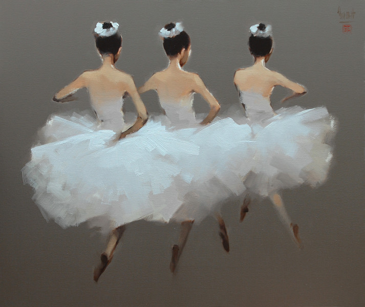 Rhythmical Dancers