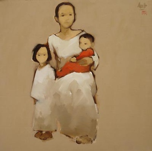 Mother and Children