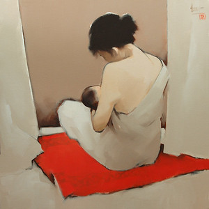 Nguyen Thanh Binh - The Mother (2)