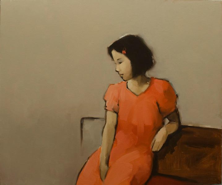 Little Bao Khan's Portrait