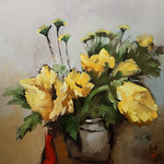 Nguyen Thanh Binh - Autumn Flowers