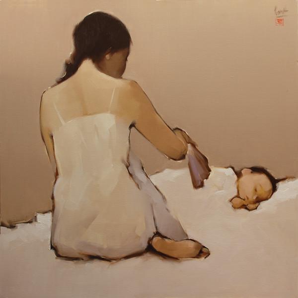 Nguyen Thanh Binh - Motherhood
