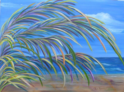 Name: Swaying in the Breeze [SOLD] Medium: Acrylic on Canvas Size: 36 x 48 Unframed Price: $650.00 E-Mail: paulamrobertson@yahoo.com